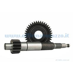 10274691 - Pinasco primary transmission gear with straight teeth (16-37) scooter 50