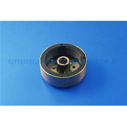 57002.28 - Riveted IDM flywheel for Parmakit ignition without fan, weight 900 gr, cone 19