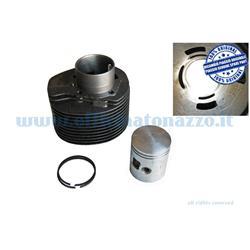 Original Piaggio 414708cc Zylinder ohne Kopf für Vespa PX 200 (Original Piaggio Ref. 200)