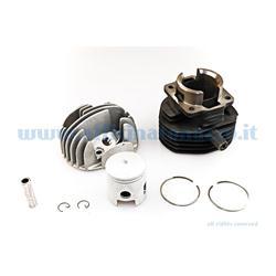 KT00049 - DR 75cc Gusseisenzylinder Formel 1 für Vespa 50 - Ape 50