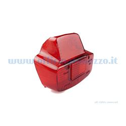 rp207 - Body bright red rear light for Vespa 125 VNB6T - 150 GL VLA1T - Sprint VLB1T> 025478 - 180SS VSC1T> 0018000
