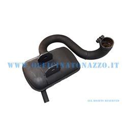 Sito original type muffler for Vespa PX - PE 200 - Rally 200