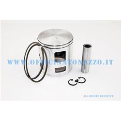 Piston complete Pinasco Vespa PX 125-150 Ø 63.4 iron