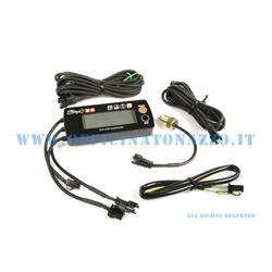 KO007 - Digital tachometer instrument, temperature sensor for 2 and 4 stroke engines