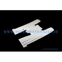 Vespa PX - PE weiße Gummibodenmatte