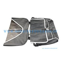 UNIGBBFV50 - Vespa bag with shield fixing system Vespa 50 - ET3 - Primavera