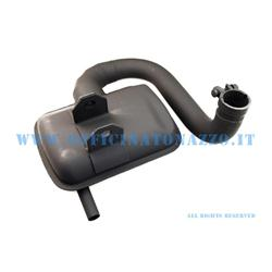 24163000 - Marmitta Racing Exhaust Sip Road nera per Vespa 160 GS - 180 SS - 180 Rally