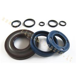 5696-v - Viton engine oil seal series for Vespa 50 - ET3 - Primavera