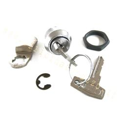 5650 - Motor door lock for Vespa 50 - 90 - Primavera - ET3