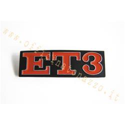 "5762 - Placa trasera ""ET3"""