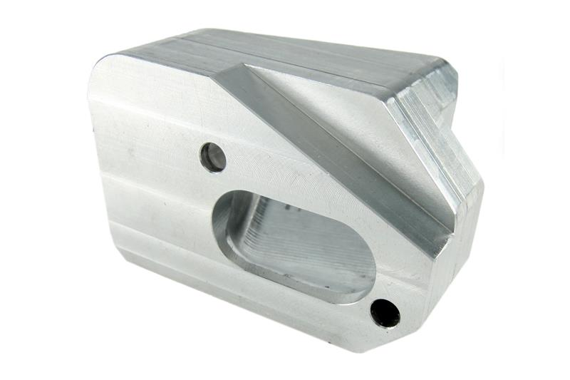 MMW2 aluminum lamellar intake manifold Lower part for Vespa