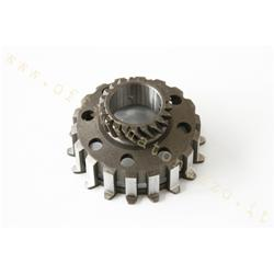 70620 - Pinion Z 20 meshes on primary Z67 - Z68 for clutch 8 Vespa springs - Cosa
