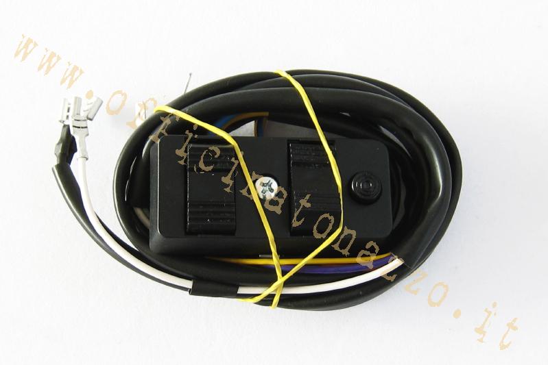 - Lichtschalter für Vespa PX 125/150 von 1981 bis 1983 - P200E von 1981 bis 1983 (Modelle mit Pfeilen)