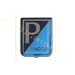 Rubberized adhesive Piaggio shield for Vespa 5746-125 Super - 150 GT - 125 Sprint> 150 - GS VS1967T - VBA5T - VBB1T / 1T - GL - 2SS - 180 GS - old models (rubberized)