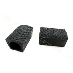 PG2000 - Brake pedal rubber for Vespa Rally - GT - GTR - GL - TS - VNB - GS - Sprint - GL- V30 - V33 - VM - VL1> 3 - GS