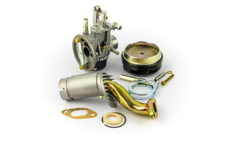 Kit carburatore Pinasco SHBC Ã 19  per Vespa PK (2 fori)