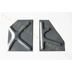 Platform reinforcement triangles for Vespa 8000000727947 - 50 Primavera - ET125 (sold in pairs)