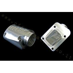 40447000 - Aluminium-Ansaugkrümmer mit einer Größe von 35 mm