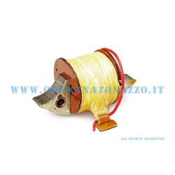 Bobine d'alimentation interne volant 7084 pôles pour Vespa 6> 53 VN57 VN1 - Ape 2> 53 (origine Piaggio réf 53)