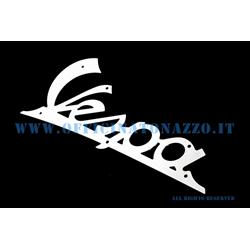 "Front plate ""Vespa"" in unpolished aluminum for Vespa V0475745 - VL15> 1 - 2 125 '"