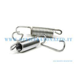 01082724X25 - Standfedern für Vespa125 `49-`57 / 150` 54-`58 / 150 GS VS1-5T - V30 - VN - VM 102 mm, Ø 19 mm, verzinkt