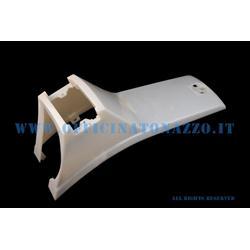 Tapa de dirección original de plástico crudo Piaggio para Vespa PX Millenium -5769685X / PX150-80E / Lusso // P200E / MY / `200 (Referencia original Piaggio 11)