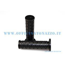 01609 / V - Par de pomos negros Ø 22mm mod. Magura color negro