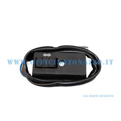 217343 - Turn indicator for Vespa PX Arcobaleno (original ref. 217343 - 231851) (3 wires)