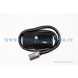 215968 - Indicadores de giro para Vespa PX 125/150 - P200E Arcobaleno sin arrancador (referencia original 215968 - 231849) (6 cables)