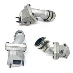 Colector de admisión laminar al cárter VMC 30mm 2 agujeros para Vespa 50 SPECIAL ET3