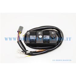 216442 - Interruptor de luz para Vespa PK50 - PK 50 S del '82 con flechas (ref.orig.216442)