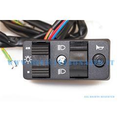 215668 - Light switch for Vespa PX 125/150/200 - PK125 (ref. Orig. 215668)