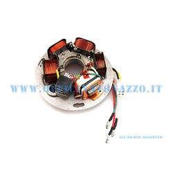 217983 - Original Piaggio electronic stator for Vespa PX - PE 125-150-200 with electric starter (original Piaggio ref. 217983)
