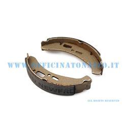 GF0249 - Newfren Hinterradbremsbacken für Vespa Cosa 125 - 150 - 200 ab '90>