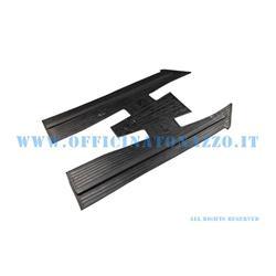 7421 - Fußstützenmatte aus Gummi für die Vespa PK50 - 125