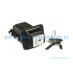 31101000 - Saddle lock 108 for Vespa PX 1st series