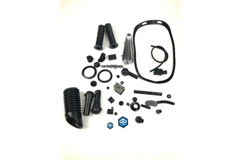 - Kit de restauration Vespa 200 Rally VSE1 jusqu'à 10824
