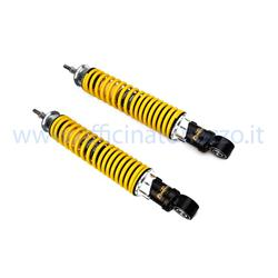 25441006 - Pair of rear shock absorbers Pinasco adjustable Vespa GT125 / 150/200 - GTS 250 - Super 300