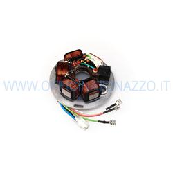 Original Piaggio electronic stator for Vespa PX without electric starter (original Piaggio ref. 497652)