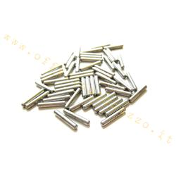 (1 pc) 2x11.8mm flexible roller pin for Vespa PX - TS - GT - Rally