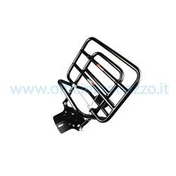 0228 - Faco schwarzer Gepäckträger für Vespa 50 Special - Primavera - ET3