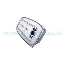 278VM170 - Gasoline tank without gasket, tap and cap short model for Vespa 50 1st series