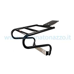 09285 - Black rear trunk holder Vespa PX - PE (excellent with SHAD trunk)