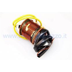 7056-B - Distancia entre ejes de la luz de la bobina 43mm para Vespa 98-125 4ta serie - 125 VNA 58-59 - Ape 150 (Piaggio original ref.93309-91493)