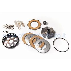 "Complete clutch group Pinasco 25090501 springs ""Power Clutch"" for Vespa PX 7 - Rally - Cosa"