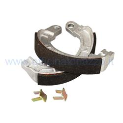 87592000 - Pair of original Piaggio Vespa 125 GT - TS - Sprint - 150 GS - 180 GS - Rally front brake shoes