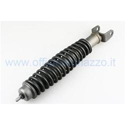 "6314-FS - Rear shock absorber original type phosphated for all Vespa with 10 ""wheels (no PK - Milennium)"