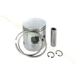Complete piston METEOR 15629200cc Ø200mm first adjustment for Vespa P66,7E - PX200E - 200 Rally