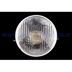 Front light in SIEM marked glass for Vespa PX 125 - 150 - 200