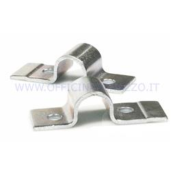 BO1503 - Pair of stand support brackets Ø 16mm for Vespa 50 - N - L - R - S - Special - SR - SS90 - SS - 100 - 125 - PV, 1st series
